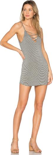 Riller & Fount , George Criss Cross Mini Dress