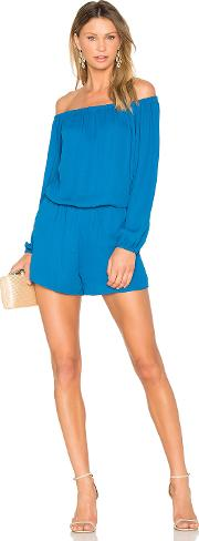Three Eighty Two , Thompson Off Shoulder Romper