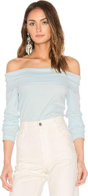 Tibi , Off Shoulder Top