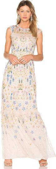 Needle & Thread , Flowerbed Embroidery Gown