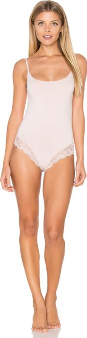 Only Hearts , So Fine With Lace Low Back Bodysuit