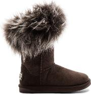 Australia Luxe Collective , Foxy Short Shearling Boot