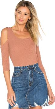 Michael Lauren , Renzo Scoop Neck Tee