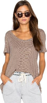 Project Social T , Striped Easy Tee