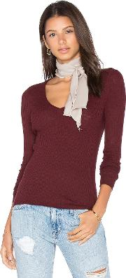 360 Sweater , Linde V Neck Sweater