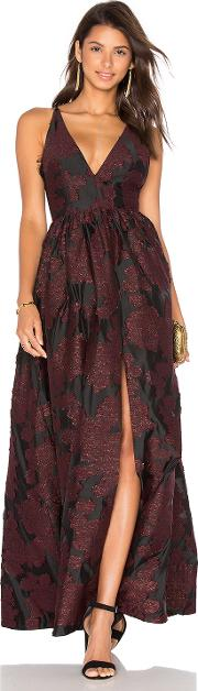 Cynthia Rowley , Jacquard Lace Gown