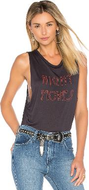 Project Social T , Night Moves Bodysuit