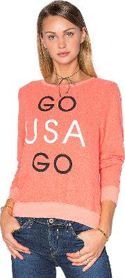 Wildfox Couture , Go Team Go Tee