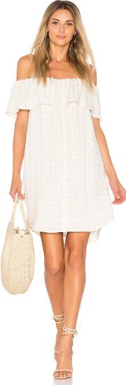 Maven West , Perry Off Shoulder Dress