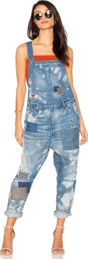 Prps Goods & Co , Patchwork Overall