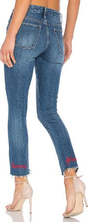 Lovers  Friends , Logan High Rise Tapered Jean