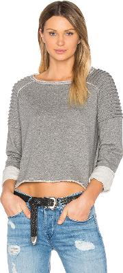 525 America , Unfnished Edge Sweatshirt