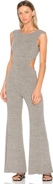 Enza Costa , Rib Wrap Jumpsuit