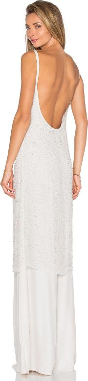 Hoss Intropia , Embellished Maxi Dress