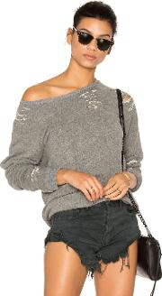 Michael Lauren , Draco Distressed Pullover