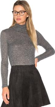 Ragdoll , Rib Turtleneck Top