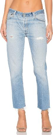 Redone , Levis Relaxed Crop