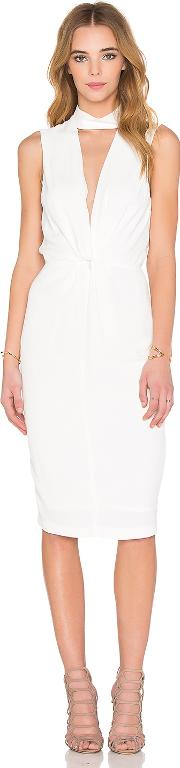 Bec&bridge , Liberty Twist Midi Dress