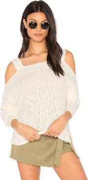 Feel The Piece , Bonnie Cold Shoulder Sweater