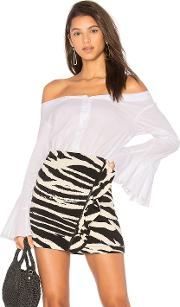Free People , March To The Beat Top