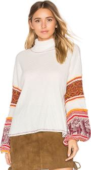 Free People , Northern Lights Sweater