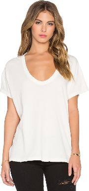 The Great , The U Neck Tee