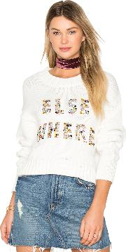 Wildfox Couture , Elsewhere Sweater