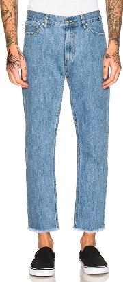 Obey , New Threat Cut Jeans
