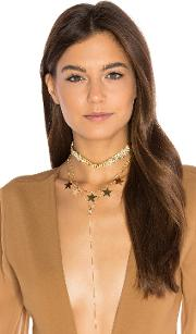 Frasier Sterling , Disco Queen Layer Necklace