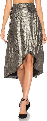 House Of Harlow 1960 , X Revolve Maya Wrap Skirt