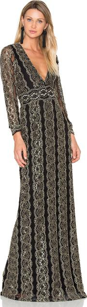 Nightcap , Moroccan Lace Gown