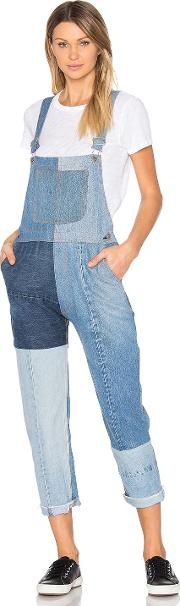Redone , Seamed Overalls