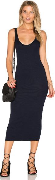 Enza Costa , Rib Tank Dress