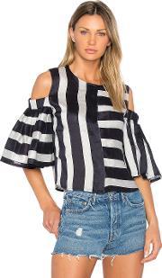Frankie , Cold Shoulder Blouse