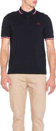 Fred Perry , Slim Fit Twin Tipped Polo
