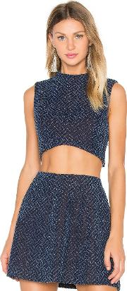 Lucy Paris , Cassy Crop Top