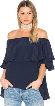 Mlm Label , X Revolve Maison Shoulder Top