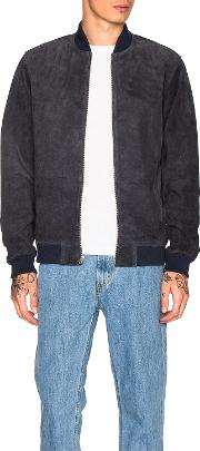 Obey , Clifton Suede Jacket