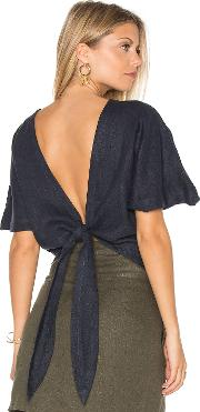 Sir The Label , Brooke Wrap Top