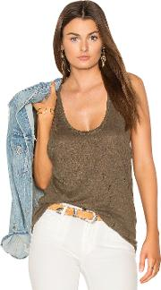Black Orchid , Distressed Tank