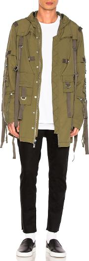 Stampd , Flex Strapped Trench