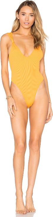 Minimale Animale , Knotted Tyler One Piece Swimsuit