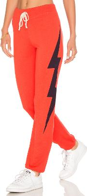 Sundry , Lightning Bolt Sweatpants