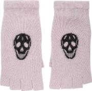 360 Sweater , Skull Gloves
