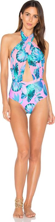 6 Shore Road , Cabana One Piece Swimsuit