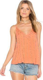 Free People , Bb Embellished Cami