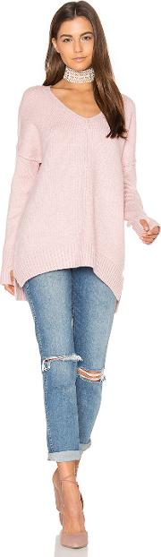 John & Jenn By Line , Gala V Neck Sweater