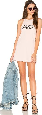 The Laundry Room , Bonjour Champagne Tank Dress