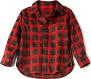 Haus Of Jr , Chris Flannel Shirt