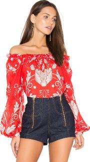 Alice Mccall , My Sweet Lord Blouse